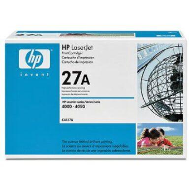 HP C4127A (27A) - originální - Černá na 6000 stran(011-00140)