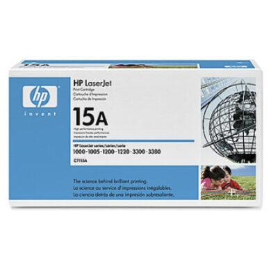 HP C7115A (15A) - originální - Černá na 2500 stran(011-00230)