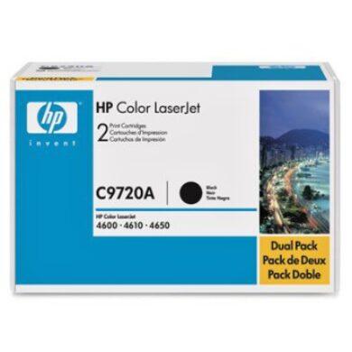 HP C9720A (641A) - originální - Černá na 9000 stran(011-00910)