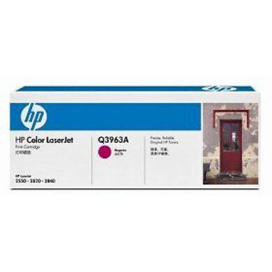 HP Q3963A (122A) - originální - Magenta na 4000 stran(011-01053)