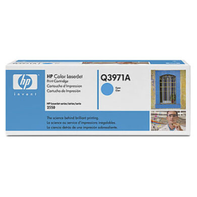 HP Q3971A  Cyan toner pro CLJ2550 2k(011-01055)