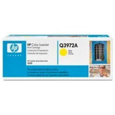 HP Q3972A (123A) - originální - Yellow na 2000 stran(011-01056)
