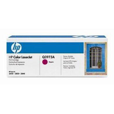 HP Q3973A (123A) - originální - Magenta na 2000 stran(011-01057)