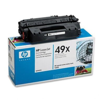 HP Q5949X (49X) - originální - Černá velkoobjemová na 6000 stran(011-01095)