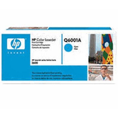 HP Q6001A (124A) - originální - Cyan na 2000 stran(011-01291)