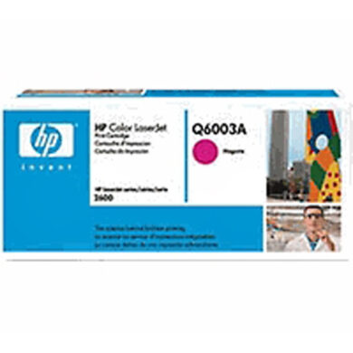 HP Q6003A (124A) - originální - Magenta na 2000 stran(011-01293)