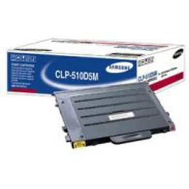 Samsung CLP-510D5M - originální - Magenta na 5000 stran(011-01432)