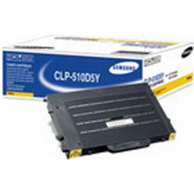 Samsung CLP-510D5Y - originální - Yellow na 5000 stran(011-01433)