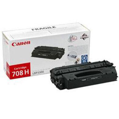 Canon Cartridge 708H - originální - Černá vekoobjemová(011-01510)