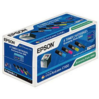 Epson S050268 - originální - Černá + sada barev(011-01530)