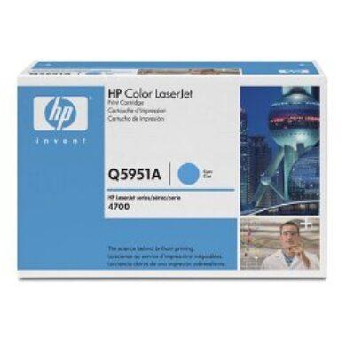 HP Q5951A (643A) - originální - Cyan na 10000 stran(011-01541)