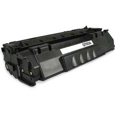 HP Q7553A (53A) / Canon CRG 715 - kompatibilní - Černá na 3000 stran(011-01611)