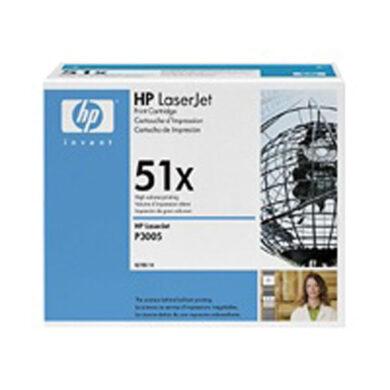 HP Q7551X (51X) - originální - Černá velkoobjemová na 13000 stran(011-01625)