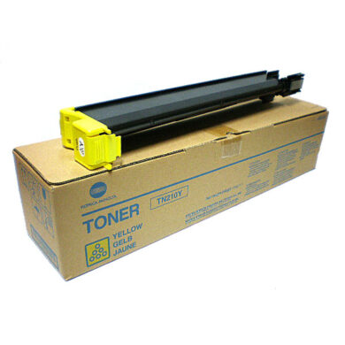Minolta TN-210Y (8938510) - originální - Yellow na 12000 stran(011-01763)