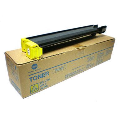 MINOLTA TN210Y pro C250 bizhub, 12K yellow(011-01763)
