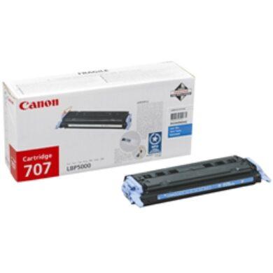 Canon Cartridge 707 Cy - originální - Cyan(011-01881)