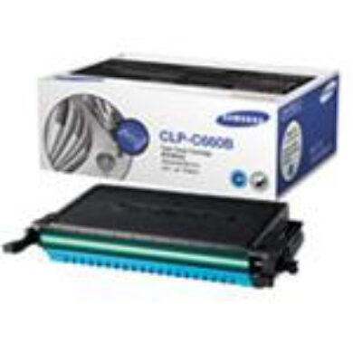 Samsung CLP-C660B - originální - Cyan velkoobjemová na 5000 stran(011-01966)