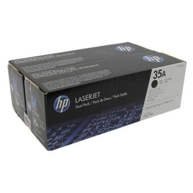 HP CB435AD (35AD) - originální - Černá - Sada multipack na 3000 stran(011-01971)