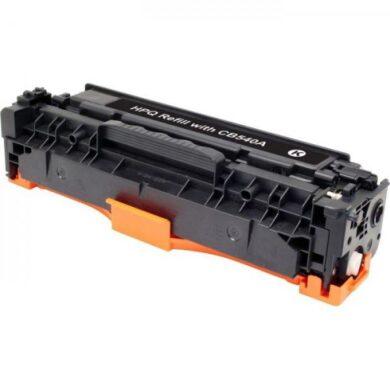 HP CB540A (125A) - kompatibilní - Černá na 2200 stran(011-02055)