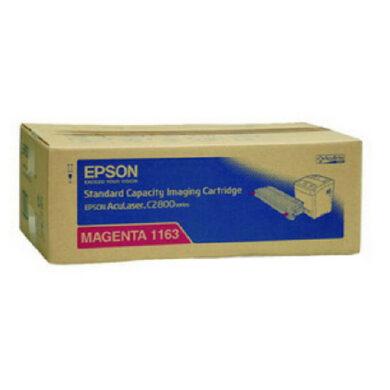 Epson S051163 - originální - Magenta na 2000 stran(011-02077)