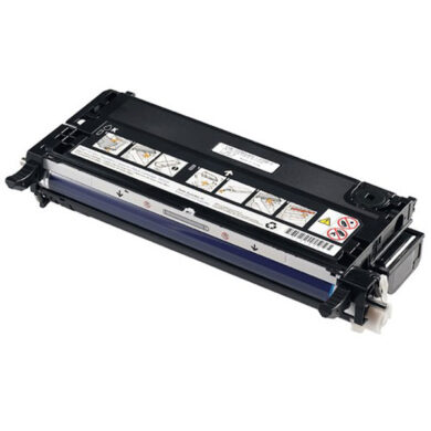 Dell 0PF030 BK toner 8K pro CLP3110/3115 black - originální(011-02175)