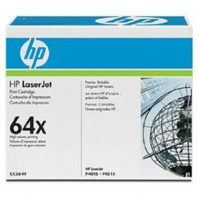 HP CC364X (64X) - originální - Černá vekoobjemová na 24000 stran(011-02255)