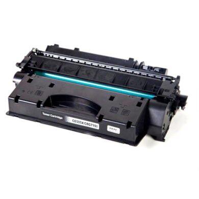 HP CE505X (05X) - kompatibilní - Černá velkoobjemová na 6500 stran(011-02266)