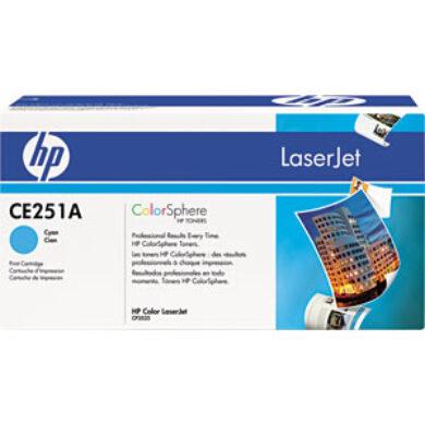HP CE251A (504A) - originální - Cyan na 7000 stran(011-02271)
