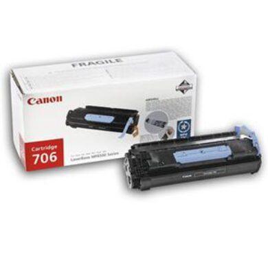 Canon Cartridge 706 - originální - Černá(011-02290)