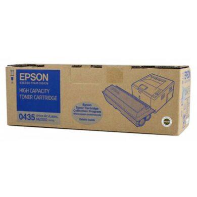 Epson S050435 - originální - Černá vekoobjemová na 8000 stran(011-02440)