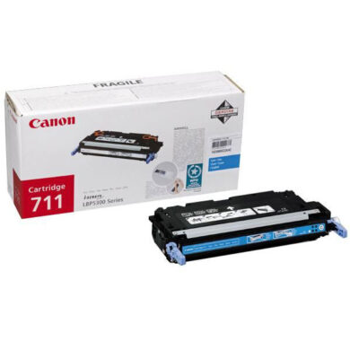 Canon Cartridge 711 Cy - originální - Cyan na 6000 stran(011-02801)