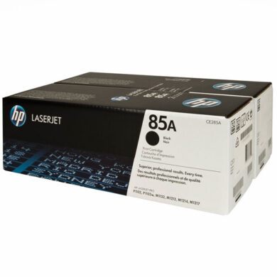 HP CE285AD (85A) - originální - Černá - Sada multipack na 3200 stran(011-02851)