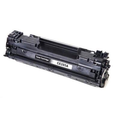 HP CE285A (85A) - kompatibilní - Černá na 1600 stran(011-02855)
