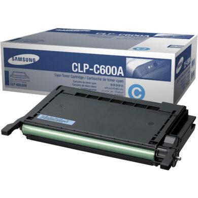 Samsung CLP-C600A - originální - Cyan na 4000 stran(011-02941)