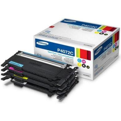 Samsung CLT-P4072C - originální - Černá + sada barev(011-02955)