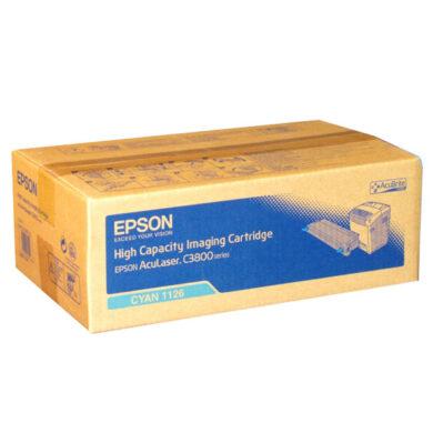 EPSON S051126 CY pro AL C3800, 9K toner cyan(011-02996)