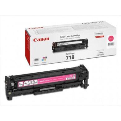 Canon Cartridge 718 Ma - originální - Magenta na 2900 stran(011-03082)