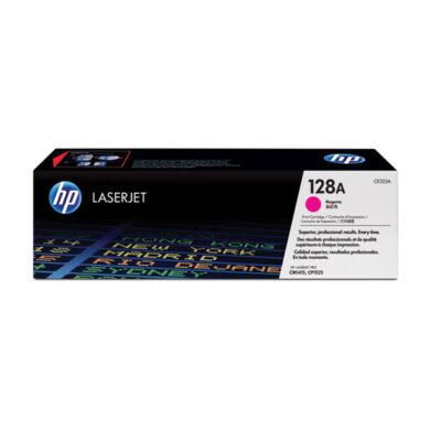 HP CE323A (128A) - originální - Magenta na 1300 stran(011-03093)
