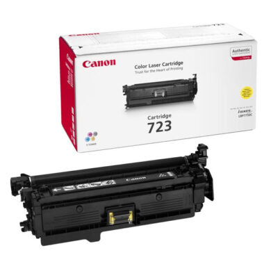 Canon Cartridge 723 Ye - originální - Yellow na 8500 stran(011-03123)