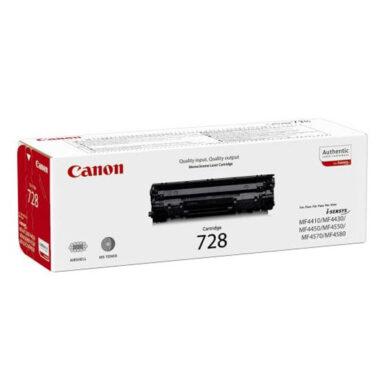 Canon Cartridge 728 - originální - Černá na 2100 stran(011-03150)