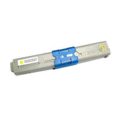 OKI 44469704 (toner-Y-C310/510/MC351/361) - kompatibilní - Yellow na 2000 stran(011-03178)