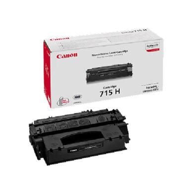 Canon Cartridge 715H - originální - Černá vekoobjemová na 7000 stran(011-03216)