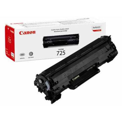 Canon Cartridge 725 - originální - Černá na 1600 stran(011-03220)