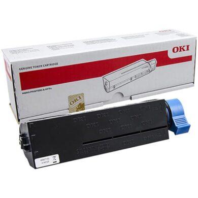 OKI 45807106 (toner-B412/512/MB472/92/562) - originální - Černá HC na 7K stran(011-03312)