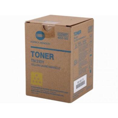 MINOLTA TN310Y pro C350/351/450, toner yellow(011-03383)
