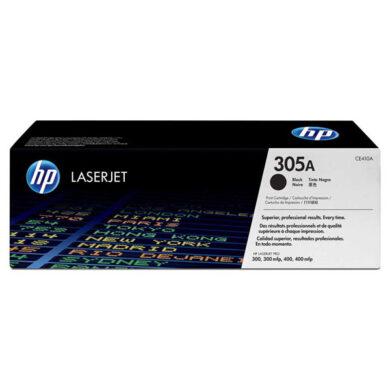 HP CE410A (305A) - originální - Černá na 2200 stran(011-03590)