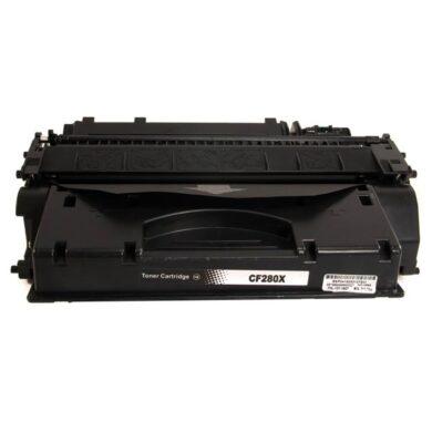 HP CF280X (80X) - kompatibilní - Černá vekoobjemová na 6900 stran(011-03636)