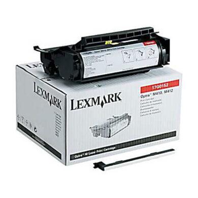 Lexmark 17G0152 - originální - Černá na 5000 stran(011-03680)
