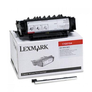 Lexmark 17G0154 - originální - Černá extraobjemová na 15000 stran(011-03682)