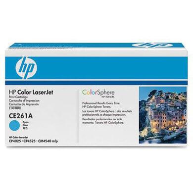 HP CE261A (648A) - originální - Cyan na 11000 stran(011-03732)